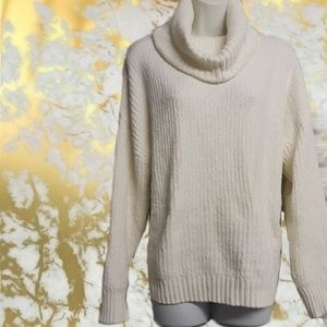 Ridiculously Soft Cowl Neck Sweater